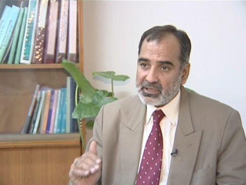 D.G Khalid Rahman