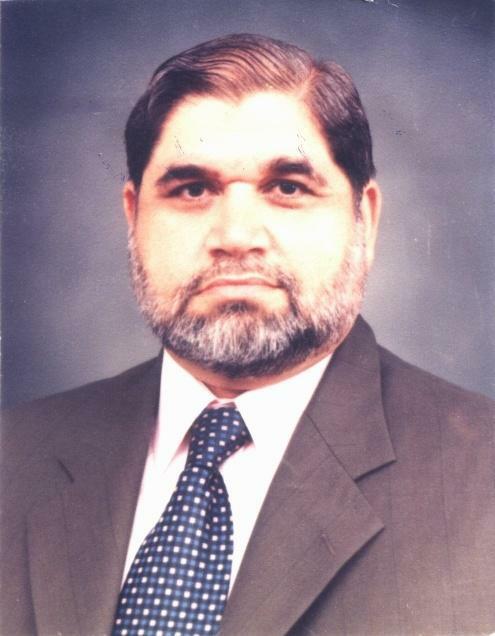 Mr. Muhammad Akram Sheikh