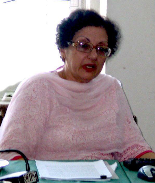 Bushra Hyder
