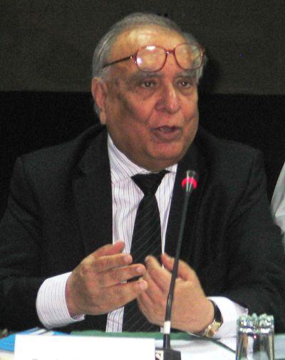 Tanvir Ahmad Khan