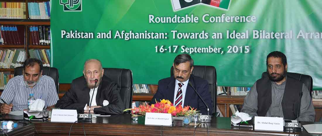 Pakistan and Afghanistan: Towards an Ideal Bilateral