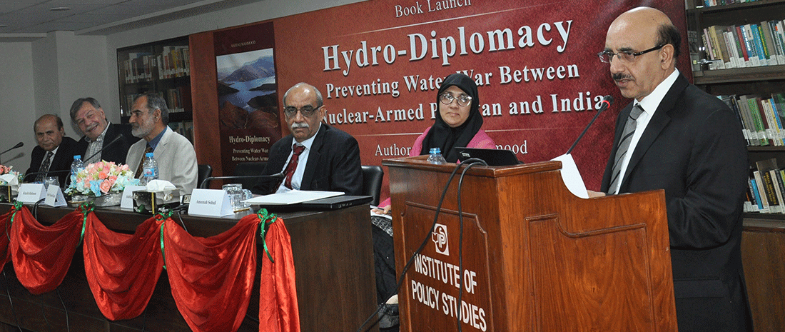 Book Launch of 'Hydro-Diplomacy: Preventing Water War